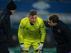 Stekelenburg podría tener sus horas contadas en el Everton. EFE
