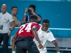 Real Madrid Vinicius Junior Miami Garden (Estados Unidos). EFE
