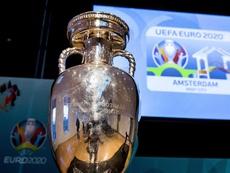 Estas son las cuatro finales de la repesca para la Eurocopa. EFE