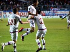 Nacional no pudo pasar del empate. EFE/Archivo