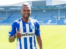 Twumasi podría volver a cambiar de equipo. EFE