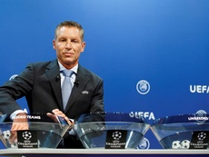 Celtic will face Sarajevo in the Champions League in early July. EFE
