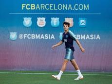 El Cartagena recibirá al Barcelona en un partido amistoso. EFE
