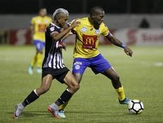 El Club Deportivo Universitario derrotó a Costa del Este. EFE