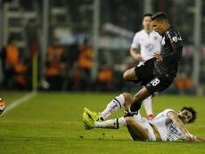 Pedrinho explotó en rueda de prensa. EFE