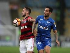 Brasileirão: prováveis escalações de Cruzeiro e Flamengo. EFE