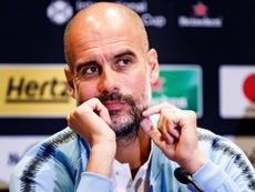 Las confesiones de Pep Guardiola. EFE