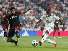 Le Real Madrid  travaillera jusqu'à la fin du mercato. EFE
