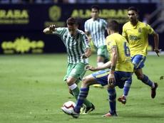 Primera oferta formar del Leganés por Christian Rivera. EFE