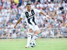 Cristiano Ronaldo debuta. EFE/Archivo