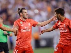 Gareth Bale débloque les compteurs pour le premier match. RealMadrid