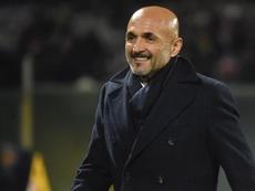 Spalletti afirmó que Icardi no es convocable. EFE/Archivo