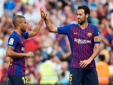 Barça prepara estreia na LaLiga 2018/19. EFE