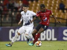 Didier Moreno jugó 22 partidos en el Deportivo de la Coruña. EFE/Archivo