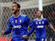 Guardiola no descarta el fichaje de Marchisio. EFE