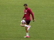 Cerci podría volver a jugar en Italia. EFE/Archivo