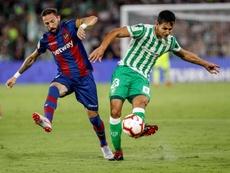 Morales anotó uno de los mejores goles de 2018. EFE