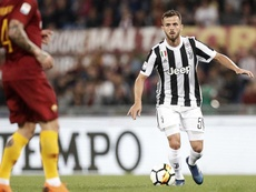 Juventus are not willing to let Pjanic go easily. EFE/EPA