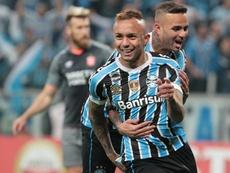 Arsenal também deseja ter Everton Cebolinha. EFE