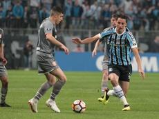 Grêmio confirma lesões de Geromel e Leonardo Gomes. EFE