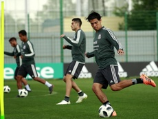 Erick Gutiérrez, nouvel espoir du PSV. EFE