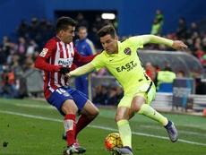El abogado de Toño aclaró la situación del futbolista. EFE