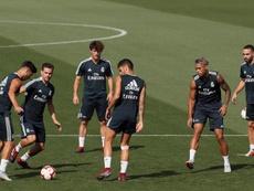 Dani Ceballos, Mariano y Odegaard, objetivos del Milan. EFE