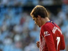 Griezmann repasó las características de Madrid y Barcelona. EFE