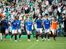 El Rangers recupera la tercera posición. EFE/EPA