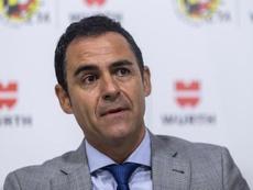 Velasco Carballo nombró aJavier Sánchez. EFE