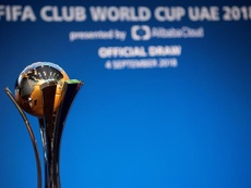 The FIFA Club World Cup is set to take place next month. EFE