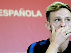 O croata espera que Messi volte logo. EFE