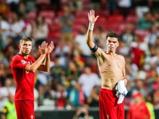 Benfica ne facilitera pas le départ de Ruben Dias au Barça ou à Man City. EFE