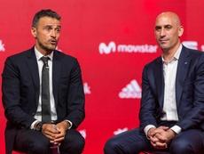 Robert Moreno podría cubrir su baja hasta su regreso. EFE