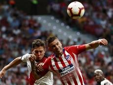 Nouvelle blessure pour Lucas Hernandez. EFE
