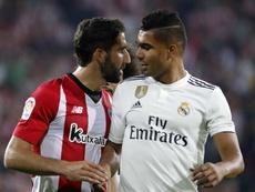 Athletic y Madrid cayeron en la misma jornada. EFE