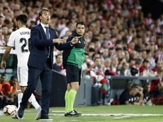 Real Madrid, Julen Lopetegui. EFE