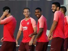 Valverde pourrait faire des changements. EFE
