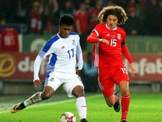 Ampadu has featured regularly with Wales under Ryan Giggs. EFE/Archivo