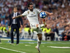 Isco pictured in Champions League action for Real Madrid. GOAL