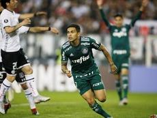 Ninguém marcou mais gols pelo Palmeiras que Dudu neste século. EFE