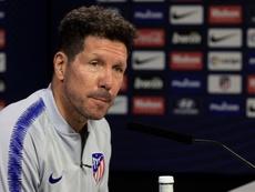 El argentino no dio minutos a Gelson Martins. EFE
