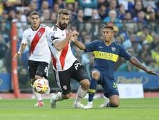 Agustín Almendra llama la atención del Atleti. EFE