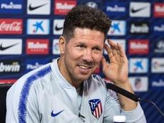 El Atlético no entrenará en el Signal Iduna Park. EFE