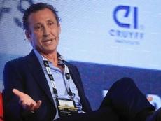 Jorge Valdano habló sobre las carencias del combinado 'albiceleste'. EFE