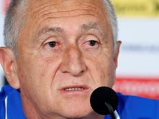 Eduardo Lara deja de ser entrenador de Envigado. EFE