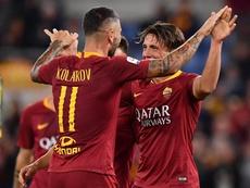 La Roma habría pensado en David Ruiz como recambio de garantías para Kolarov. EFE