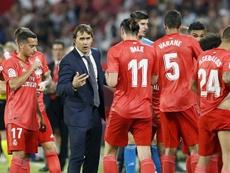 El Madrid no pierde tras el parón desde 2007. EFE