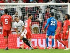 El Sevilla podría ser sancionado. EFE