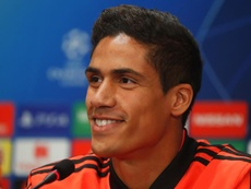 Varane spoke about the Neymar situation and the upcoming match with PSG. EFE